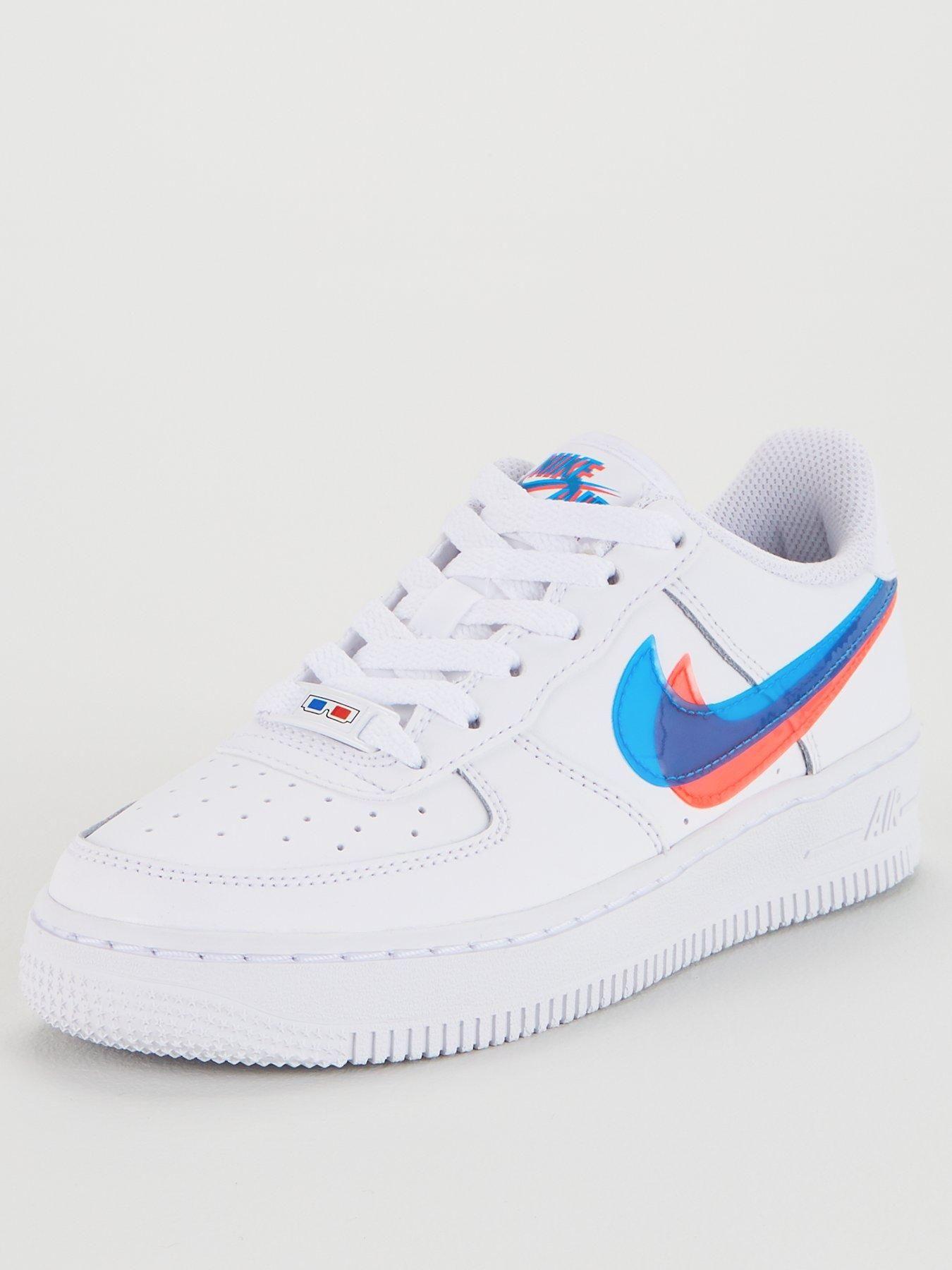 nike air force white junior