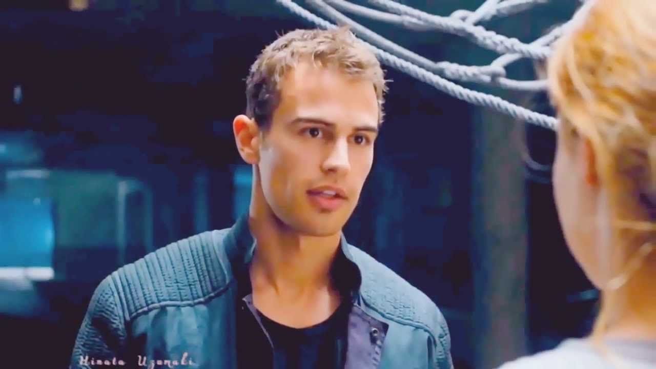 divergent | young and beautiful | tobias and tris | 4 and ...