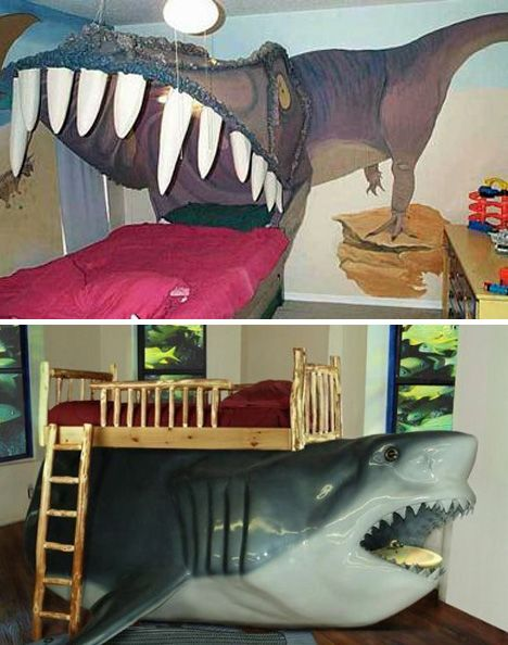 Give It A Rest With These 18 Weird Beds Weburbanist