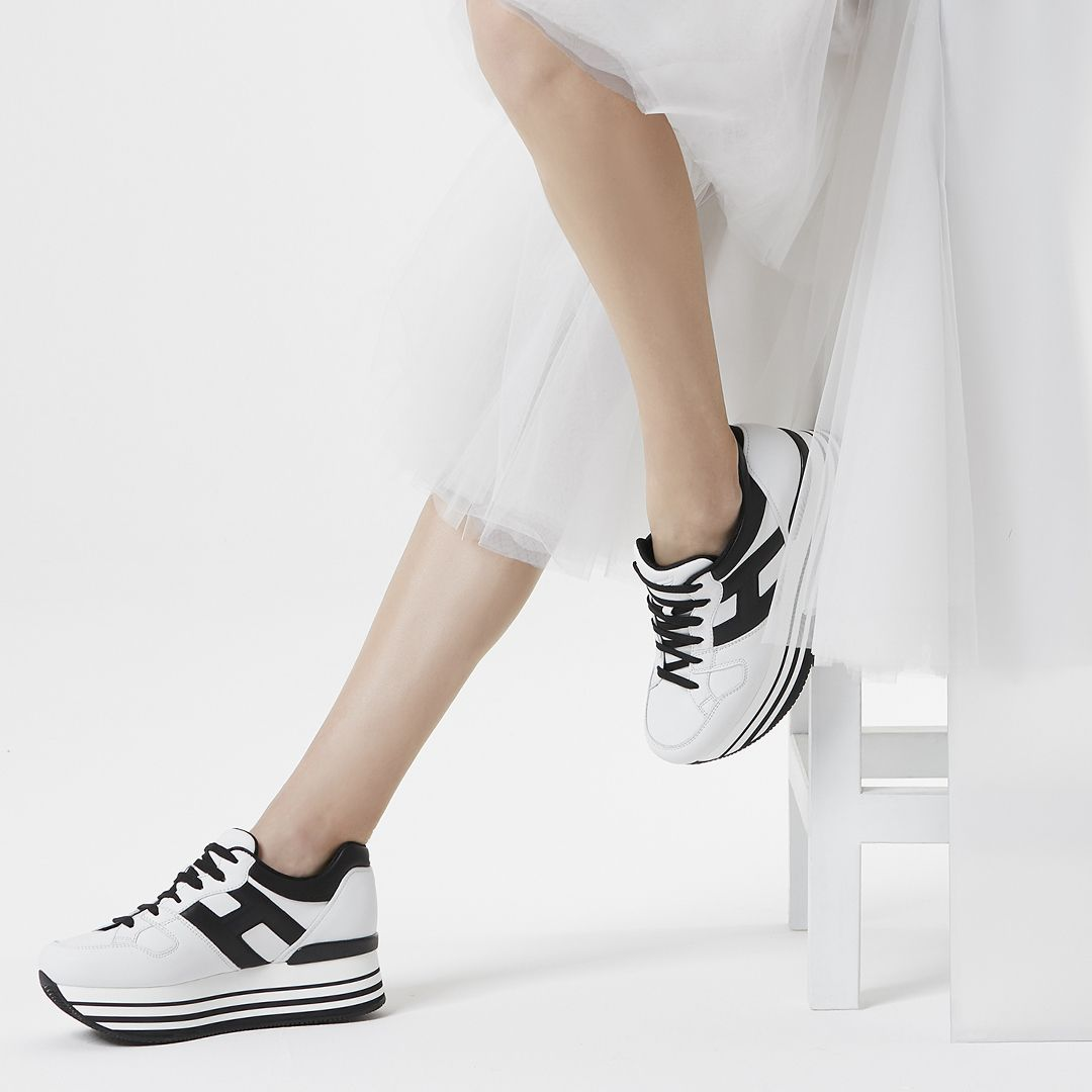 hogan sneakers true to size
