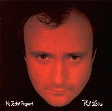 Phil Collins Album Cover Phil Collins One More Night Phil Collins Best Selling Albums Music Album Covers