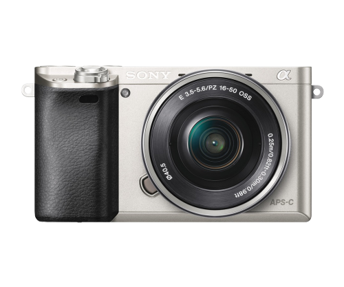 Alpha 6000 Mirrorless Interchangeable Lens Camera W 16 50mm Lens 27 Ilce6000l B Main View V500 Main View V500 Smart Camera Mirrorless Camera Sony Alpha
