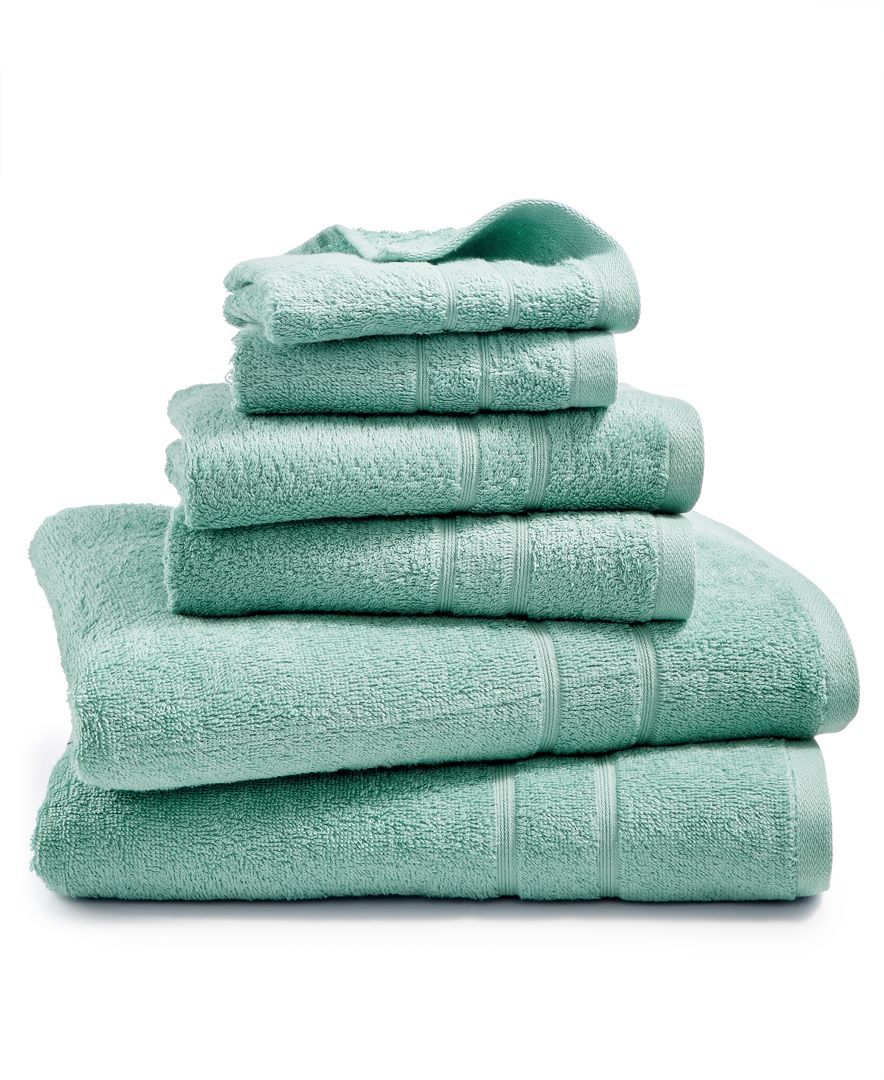 Martha Stewart Collection Essentials 6 Pc Towel Set With Images
