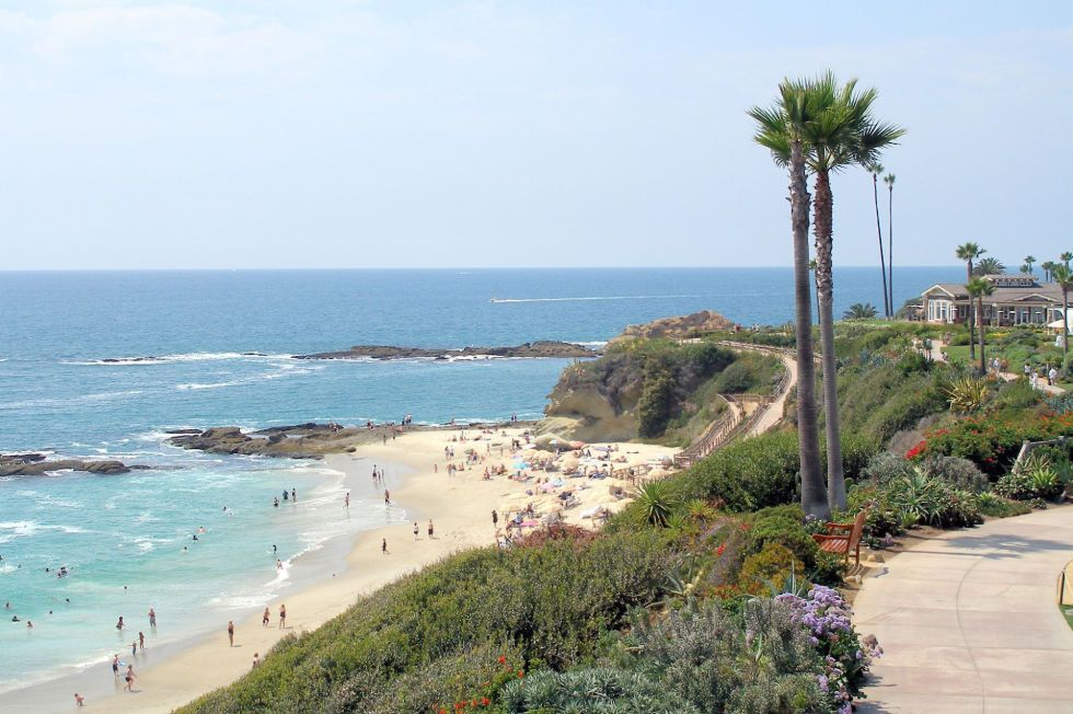 These 25 Most Popular Summer Vacation Spots According To Instagram Summer Vacation Spots Southern California Hikes Treasure Island Beach