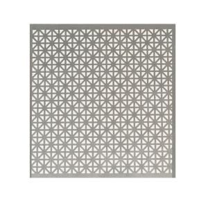 M D Building Products 36 In X 36 In Union Jack Aluminum In Silver 57208 The Home Depot Decorative Metal Sheets Decorative Sheets Union Jack