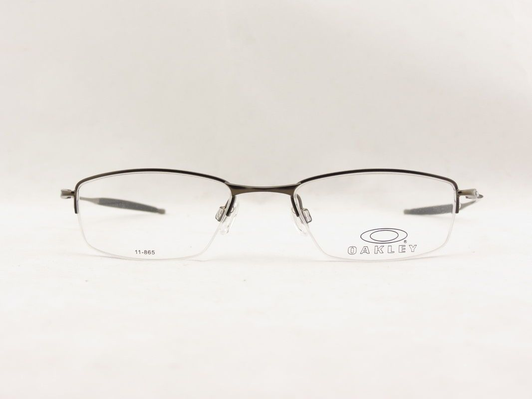 For Steve ? oakley eyeglass frames half rim | ... Semi-rim Mens ...