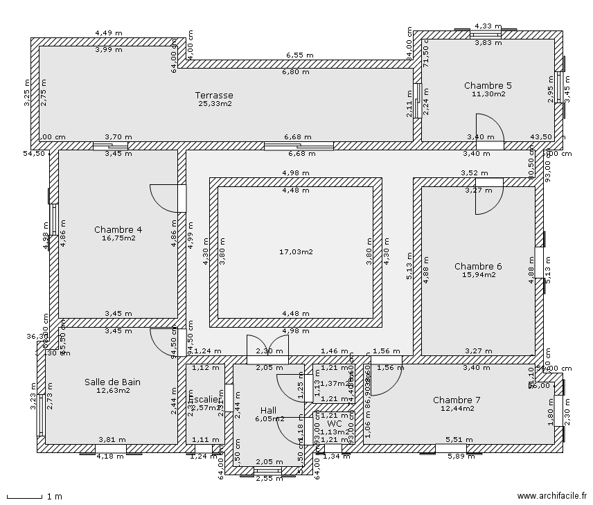 plan of the riad morocco pinterest courtyard house plans
