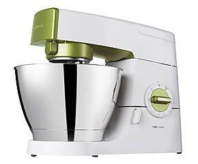 Robot da cucina Chef Classic argento e verde 800 W - KM357.S ...