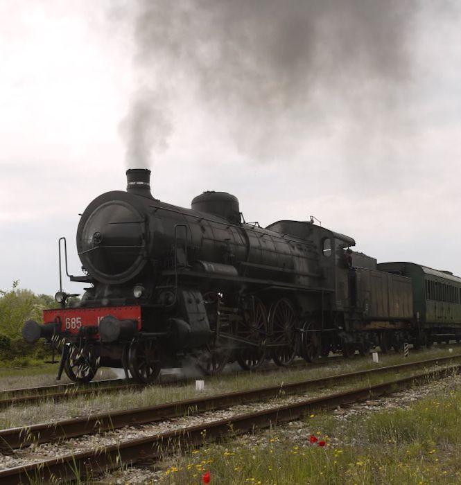 Un treno dal passato