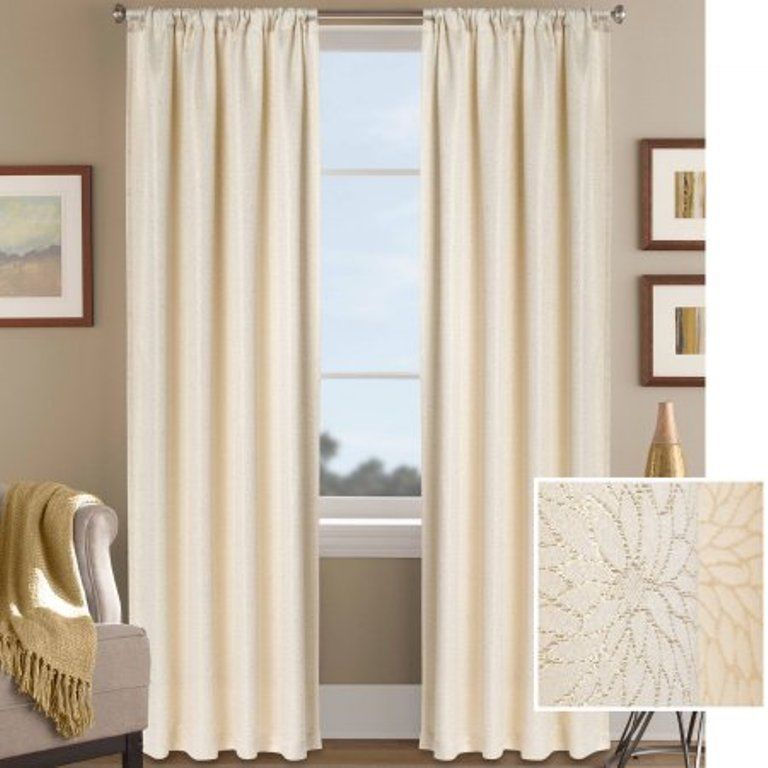 Better Homes Gardens Curtains Valances Ebay Home Garden