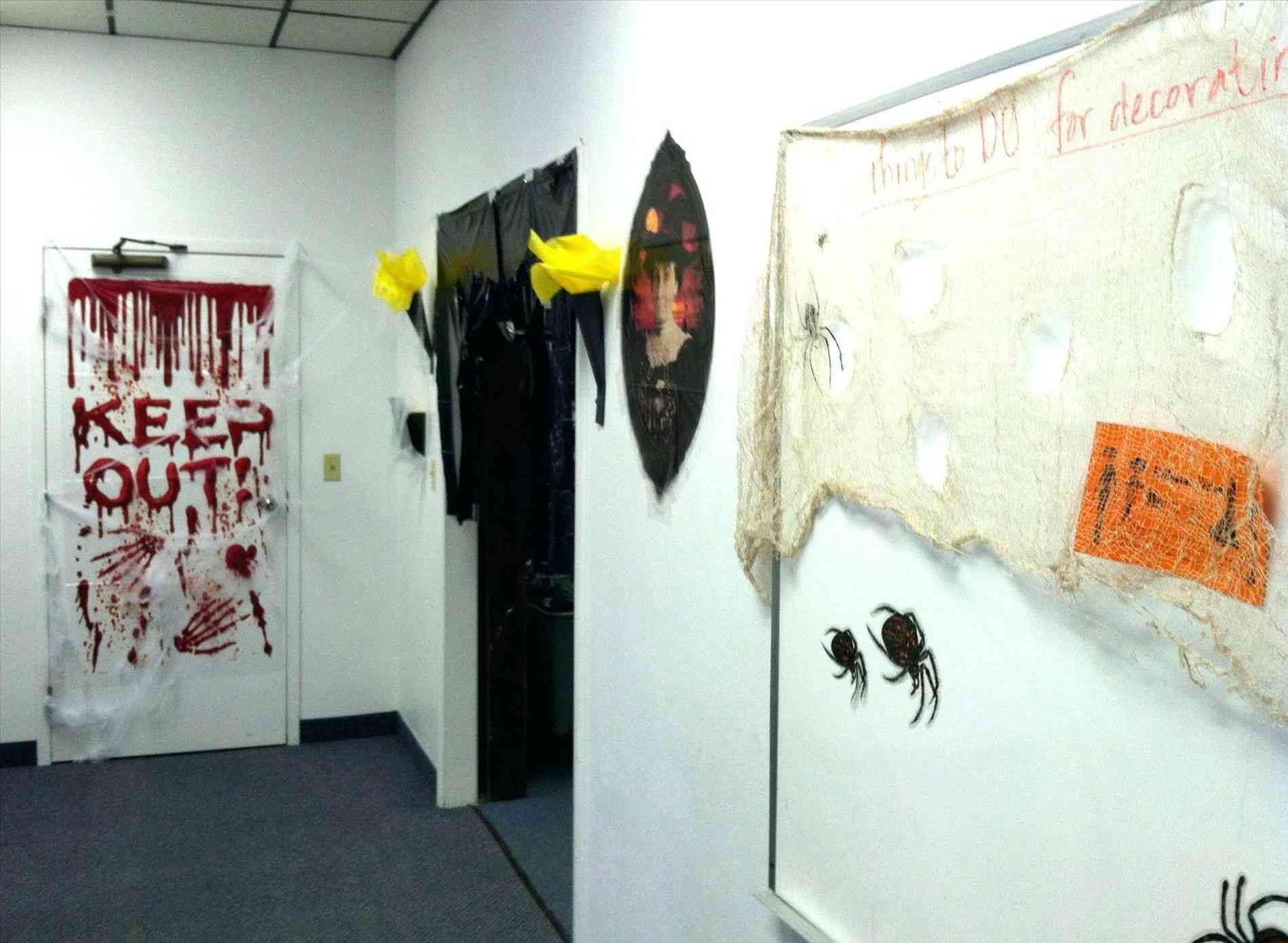 New Post halloween decoration ideas for office visit Bobayule - Halloween Office Decorations Ideas
