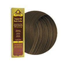One N Only Argan Oil Hair Color 6n Dark Natural Blonde Hair Color Cream Argan Oil Hair Color Golden Blonde Hair Color
