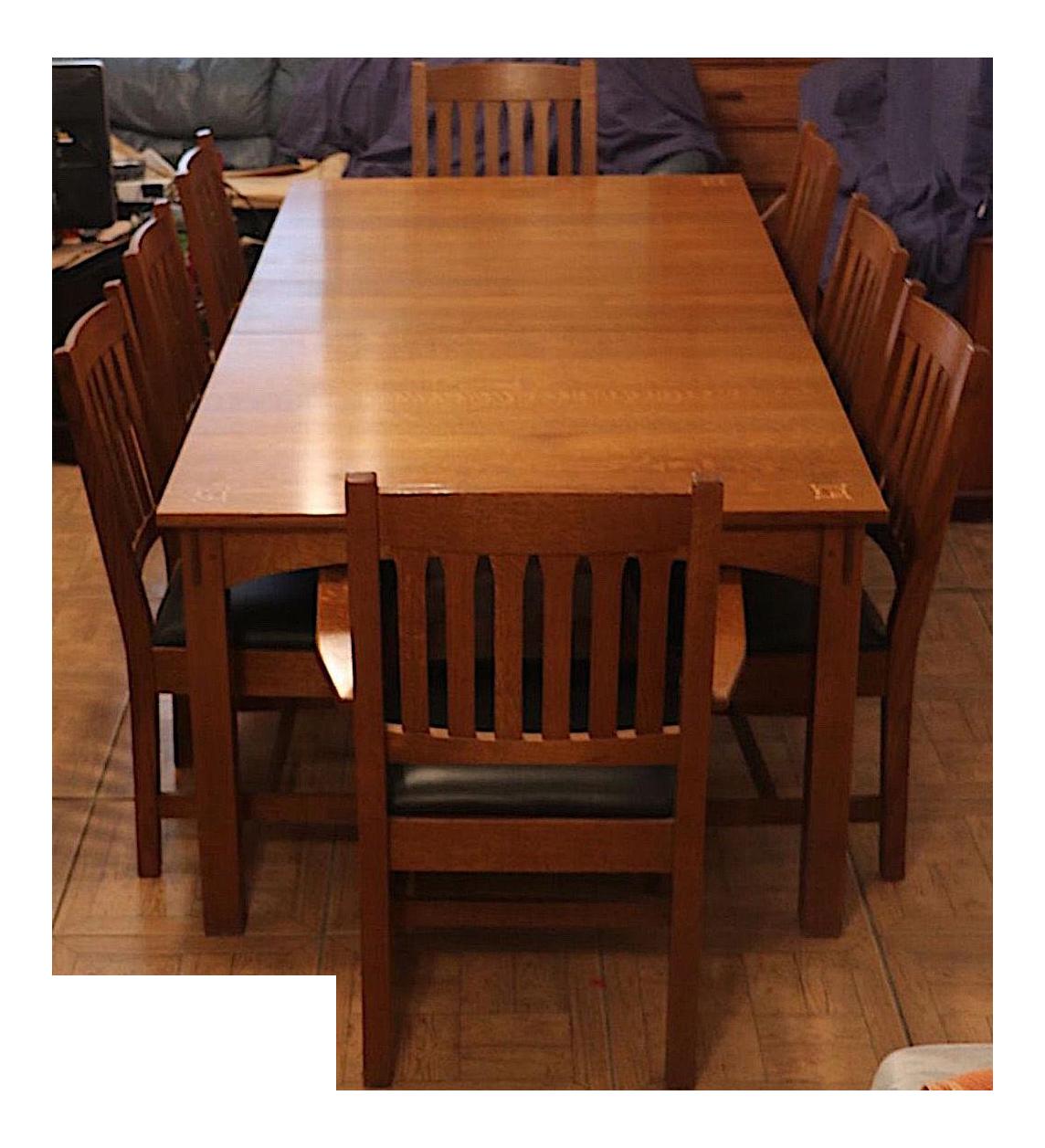 Venta Used Stickley Dining Table En, Used Stickley Dining Room Furniture