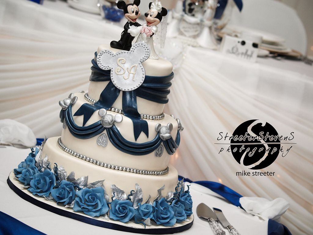 Disney Theme Wedding Cake | Disney theme, Wedding cake and Cake