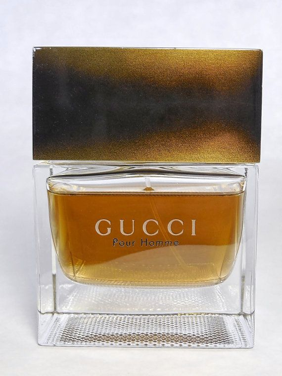 4aaa3d8124a58 Men's Vintage Gucci Pour Homme Spray | Perfumery | Vintage gucci ...