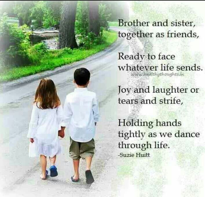 I am my brothers keeper! | Brother quotes, Brother birthday