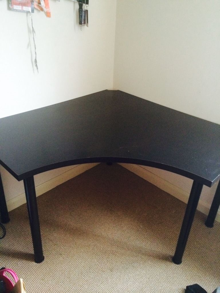 99 Ikea Corner Desk Black Home Office Furniture Ideas Check More At Http Www Sewcraftyjenn Corner Desk Diy Corner Desk Contemporary Home Office Furniture