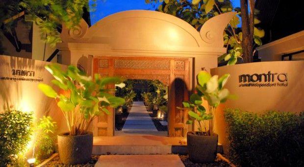 Le Montra, un hôtel de charme à Koh Samui