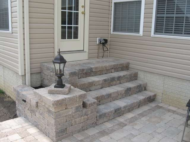 Paver Patio For Raised Foundation House? - Landscaping ...