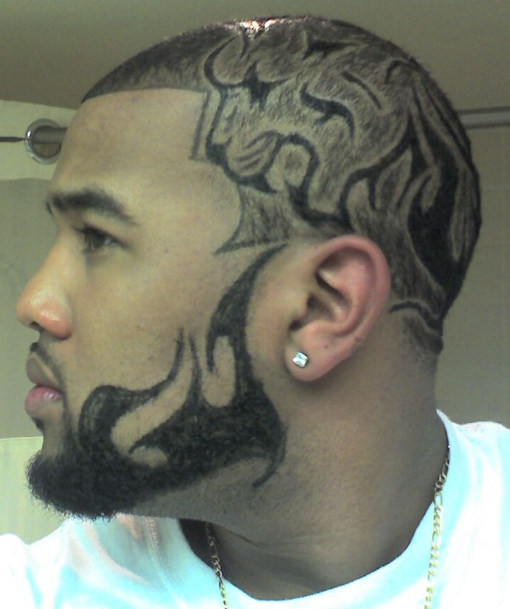 barber hair designs for men - photo #30