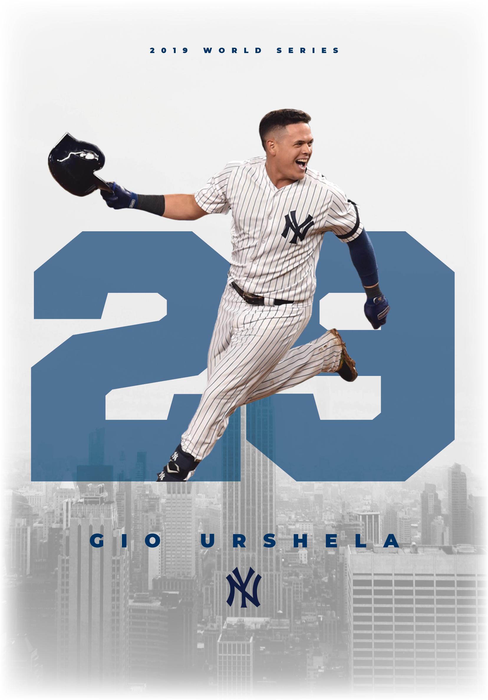 Gio Urshela And The New York Yankees Seek World Series Title New York Yankees Logo New York Yankees New York Yankees Stadium