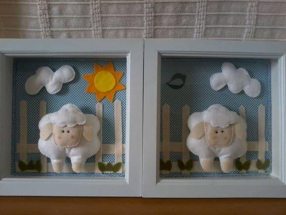 Quadrinhos ovelhas.