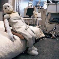 Photos of a Strange, Thriving Humanoid #Robotics Movement