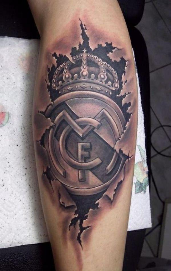 Fußball Tattoos