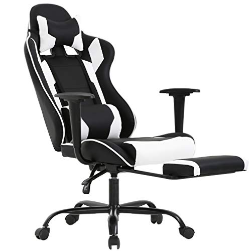 Dowinx Gaming Chair Ergonomic Office Recliner Computer Massage