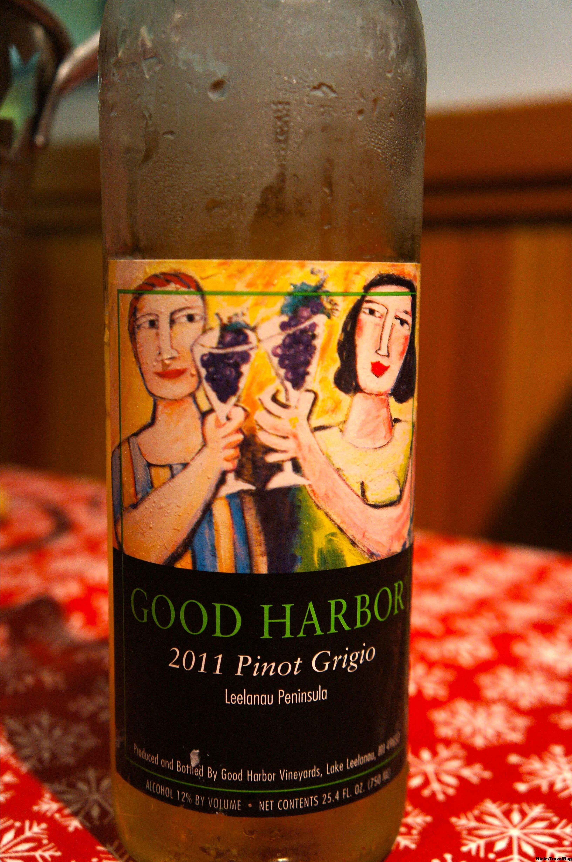 Good Harbor Vineyards, Traverse City, Michigan | Wine