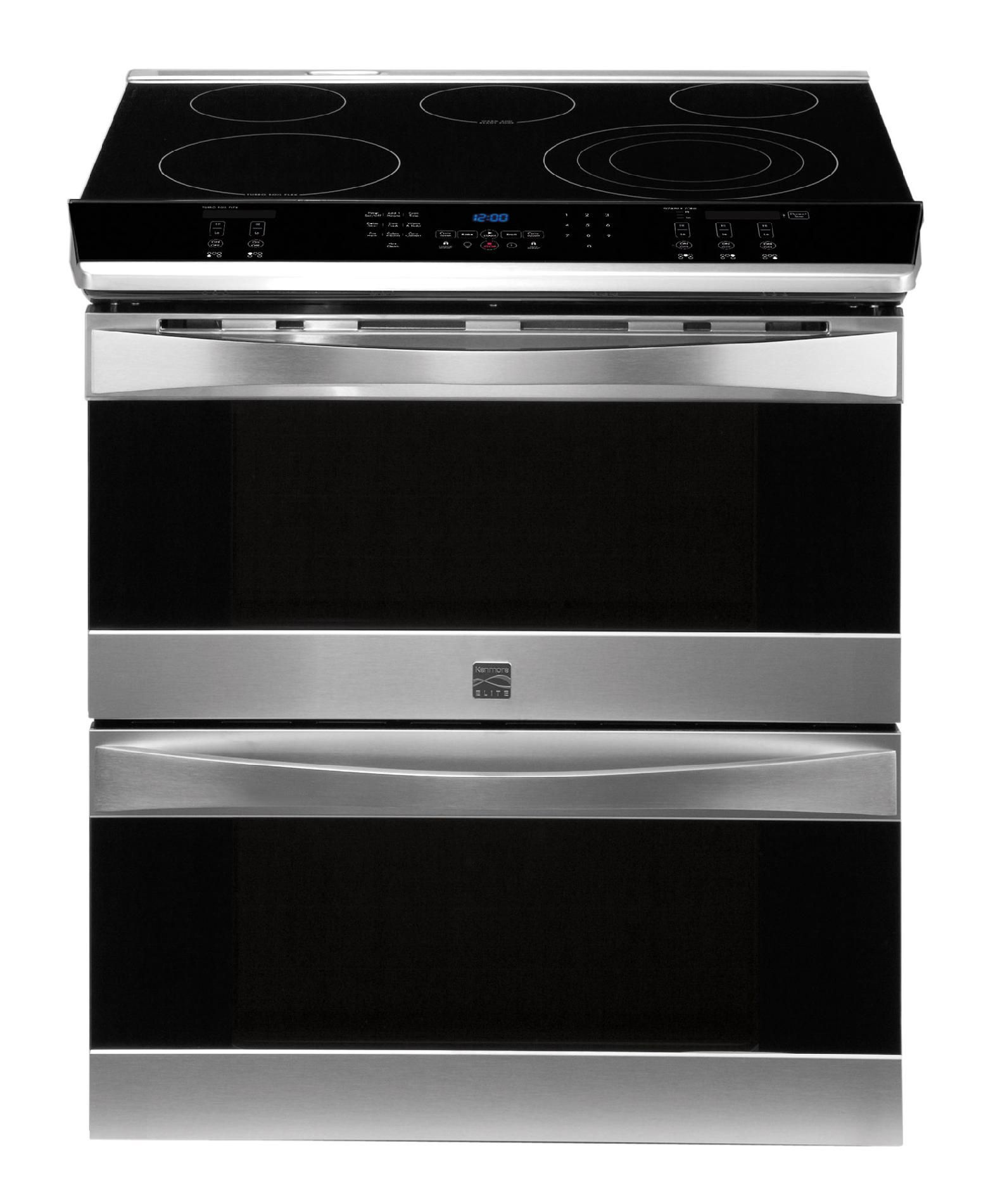 This Is The Kenmore Elite Electric With Double Oven They Also Have An Microwave