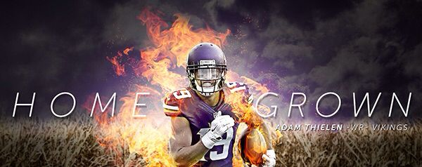 best website faba8 853e8 Adam Thielen named special Teams player of the Week. 11/30 ...