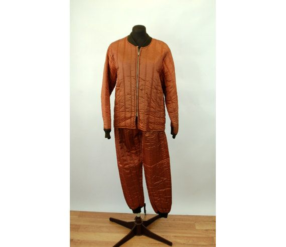 Vintage long underwear hunting construction worker farmer ... : quilted insulated underwear - Adamdwight.com