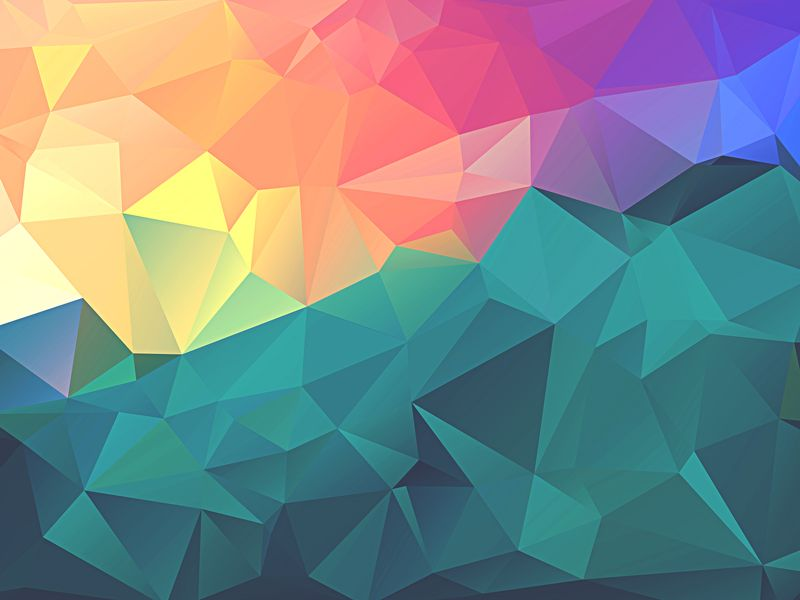 Low-Poly Polygonal Textures | Best PSD Freebies | refrence ...