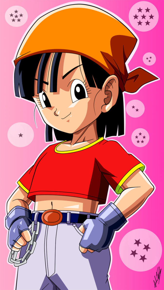 Dragon Ball Gt Pan By Krizeii On Deviantart Dragon Ball Gt Dragon Ball Artwork Dragon Ball Image