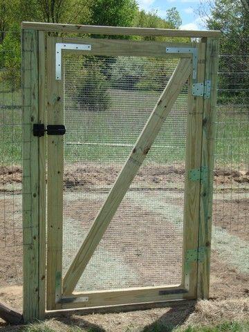 Handmade Garden Gate Fenced Vegetable Garden Chicken Fence Garden Gates And Fencing