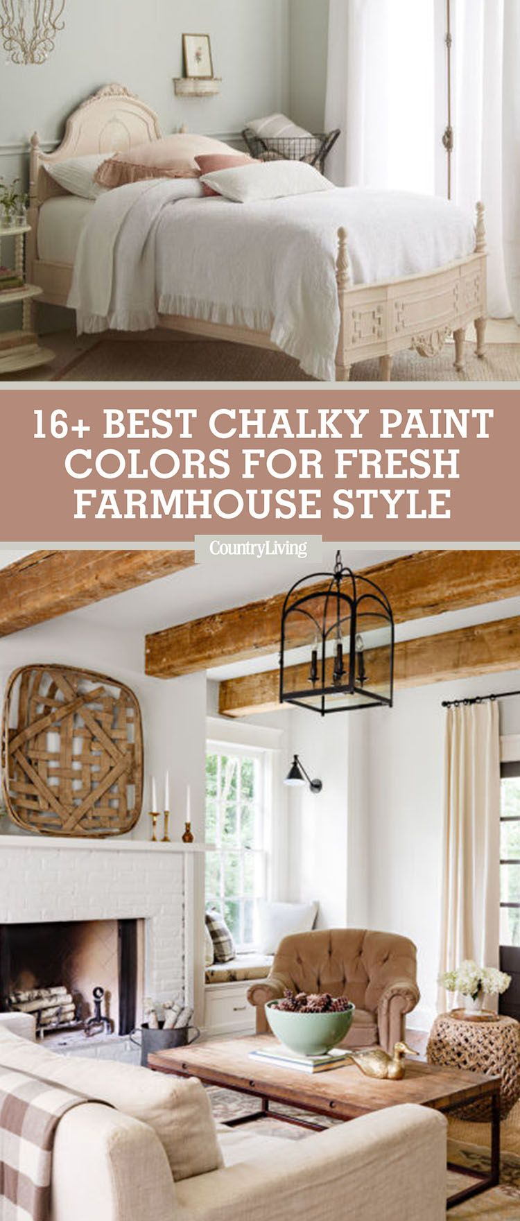 25 Chalk Paint Colors That Completely Nail The Farmhouse
