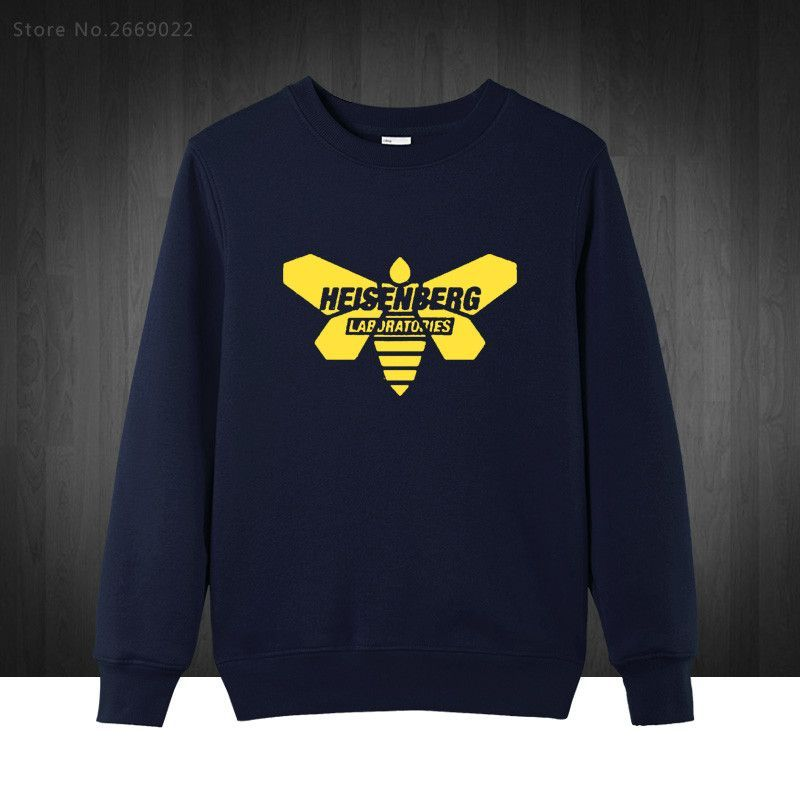 Breaking Bad Golden Moth Methylamine Heisenberg Sweatshirt