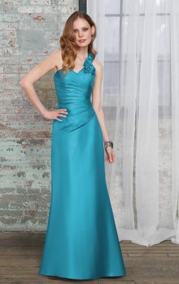 Online Blue Bridesmaid Dress BNNAD1007-Bridesmaid UK   Wedding ...