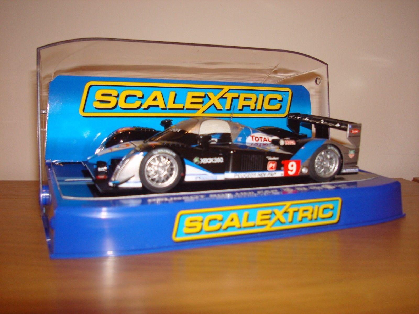 SCALEXTRIC C3011 PEUGEOT 908 HDI FAP 2009 #8 CAR - MINT BOXED CONDITION https://t.co/GiWDF356Ep https://t.co/duaS9jE6mo