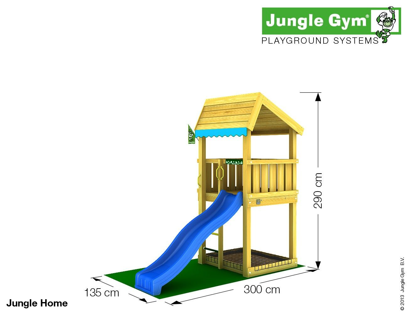 Jungle Home - Playtowers | Accessories | Pinterest