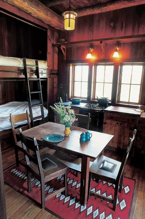 Hip Little One Room Cabin   Yes! More