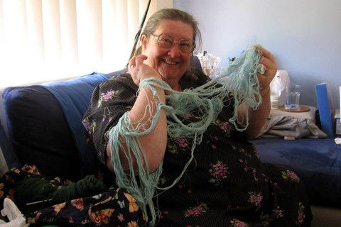 """Knitters With Hopelessly Knotted Yarn Call 'Detanglers' for Help"" - KnitCrate LLC"