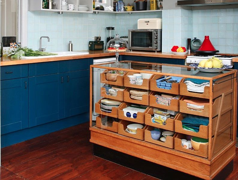 Small Kitchen Island Ideas for Every Space and Budget -