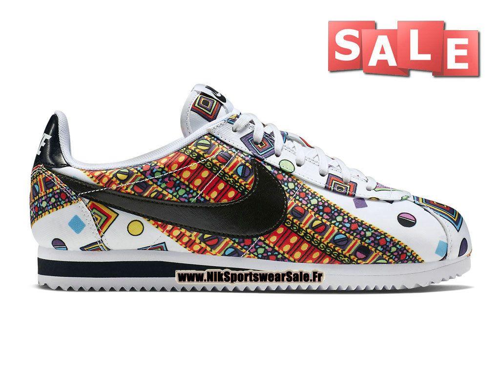 uk availability 59156 0b3a1 Nike X Liberty Classic Cortez GS 2015 - Chaussures Nike LIB Sportswear Pas  Cher Pour Femme