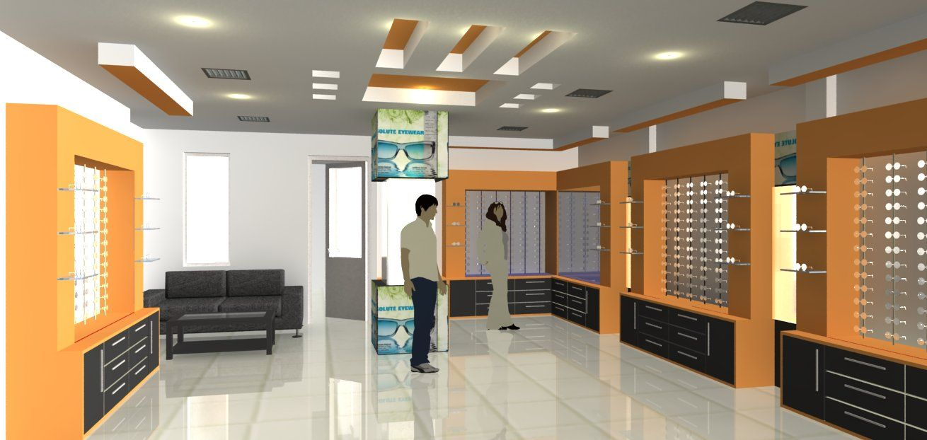 Showroom optical buscar con google comercial pinterest for Interior showroom design ideas