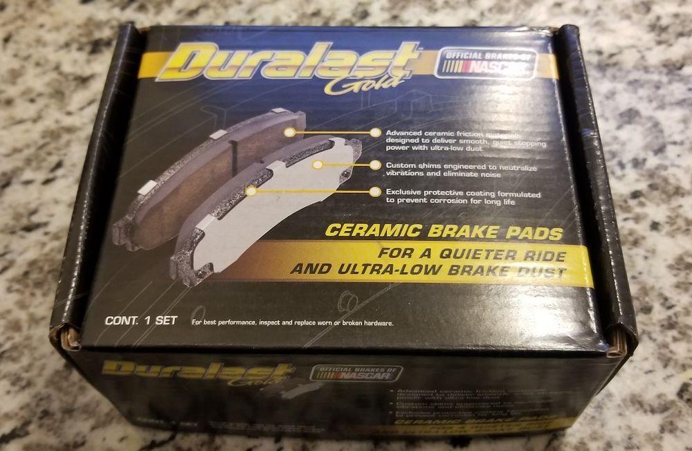 Mitsubishi 3000gt Disc Brake Pad Set-OE Ceramic Brake Pad