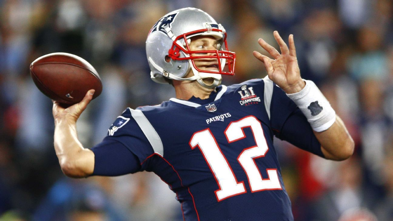 Tom Brady S Success In Vertical Passing Game Has Been Off The Charts Tom Brady New England Patriots Patriots Quarterbacks