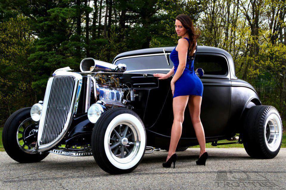 Blue Mountain Car Show