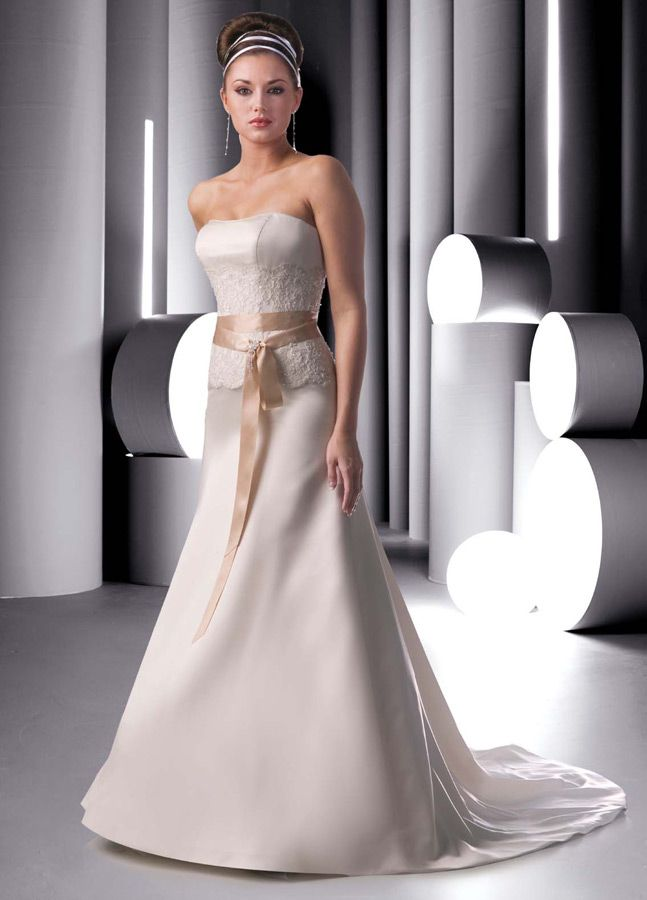Style 8278 Wedding Gowns DaVinci Bridal Available Colours